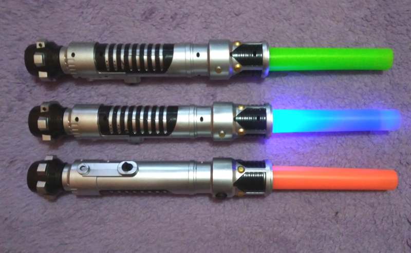Pedang Star Wars Lightsaber