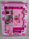 Modern Kitchen Hello Kitty - Mainan Anak